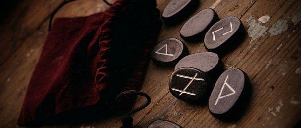 Prerokovanje usode z runami